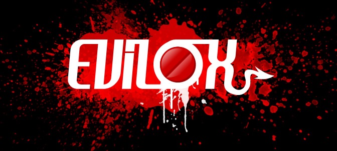 3d, graphisme, logo, dedicace, evilox