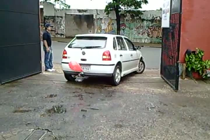 Radar de recul brésilien
